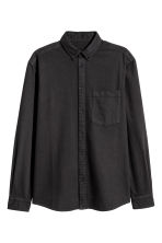 Camicia di jeans - Nero - UOMO | H&M IT 2