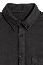 Camicia di jeans - Nero - UOMO | H&M IT 3