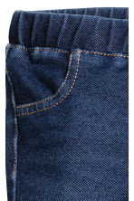 Treggings - Dark denim blue -  | H&M 2