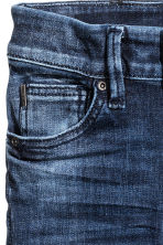 Superstretch Skinny fit Jeans - Blu denim scuro - BAMBINO | H&M IT 5