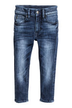 Superstretch Skinny fit Jeans - Blu denim scuro - BAMBINO | H&M IT 2