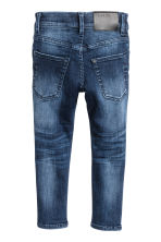 Superstretch Skinny fit Jeans - Blu denim scuro - BAMBINO | H&M IT 3
