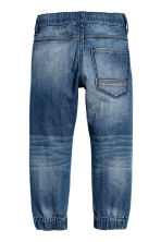 Denim joggers - Denim blue -  | H&M 3