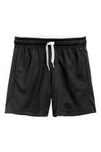 Sports shorts - Black - Kids | H&M CA 2