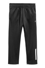 Pantalon training - Noir -  | H&M FR 2