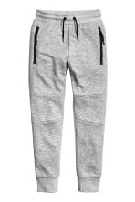 Joggers - Grey marl - Kids | H&M 2