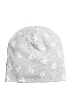 2-pack jersey hats - Light pink - Kids | H&M 2