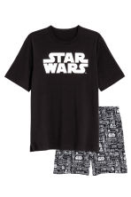 Pyjamas - Black/Star Wars - Men | H&M 2
