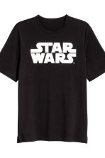 Pyjamas - Black/Star Wars - Men | H&M 3