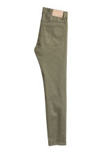 Skinny Regular Jeans - Khaki green - Men | H&M CN 3