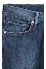 Skinny Regular Jeans - Dark denim blue -  | H&M 4