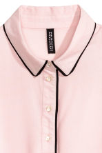 Viscose blouse - Light pink - Ladies | H&M 3