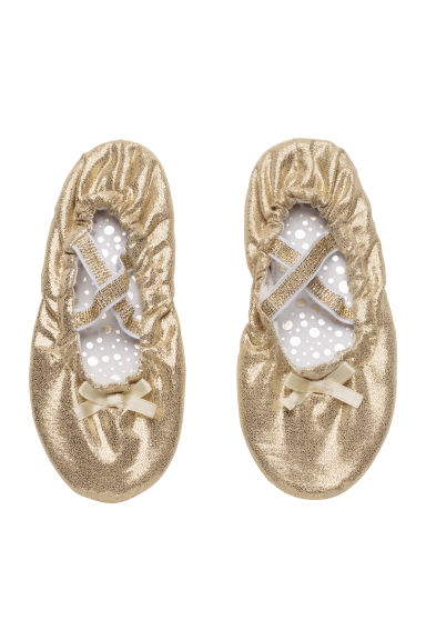 Dance shoes - Gold - Kids | H&M 1