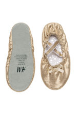 Dance shoes - Gold - Kids | H&M 2