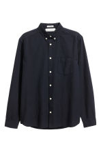 Oxford shirt - Dark blue - Men | H&M 2