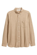 Oxford shirt - Beige - Men | H&M CN 2
