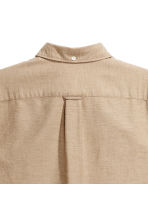 Oxford shirt - Beige - Men | H&M 3