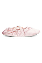 Dance shoes - Light pink -  | H&M 1