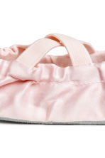 Dance shoes - Light pink -  | H&M 3