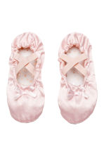 Dance shoes - Light pink -  | H&M 2