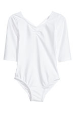 Leotard - White - Kids | H&M 2