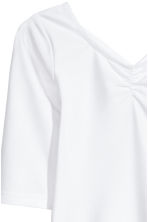 Leotard - White - Kids | H&M 3
