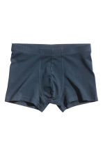 Boxer, 3 pz - Blu scuro mélange - UOMO | H&M IT 3