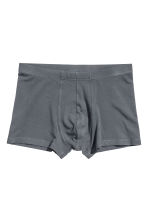 3-pack boxer shorts - Grey/Light grey - Men | H&M 3