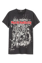 Black/Iron Maiden