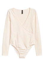 Jersey body - Natural white - Ladies | H&M CN 2