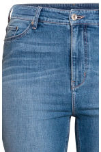 H&M+ Skinny High Jeans - Denim blue - Ladies | H&M CA 4
