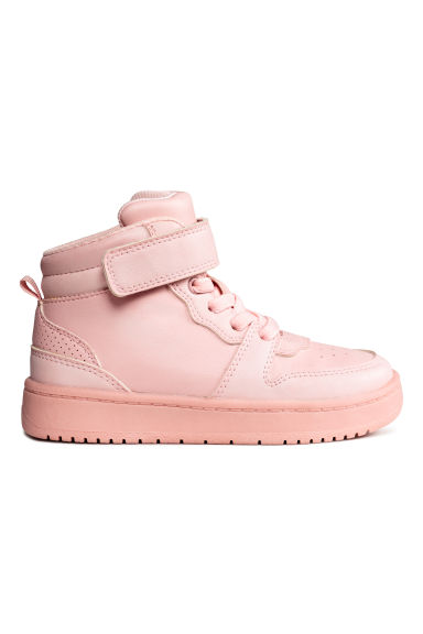 Hi-top trainers - Light pink - Kids | H&M CN 1