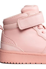 Hi-top trainers - Light pink - Kids | H&M CN 4
