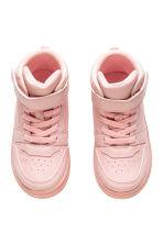 Hi-top trainers - Light pink - Kids | H&M CN 2