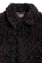 Faux fur jacket - Black - Men | H&M CN 3