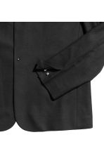 Collarless jacket - Black - Men | H&M CN 3