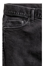 Super Skinny Low Jeans - Dark grey washed out - Men | H&M 4