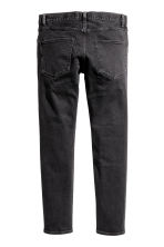 Super Skinny Low Jeans - Dark grey washed out - Men | H&M CN 3