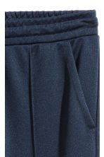 Sports trousers - Dark blue - Men | H&M CN 4