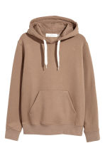 Hooded top - Dark beige - Men | H&M 2