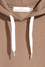 Hooded top - Dark beige - Men | H&M 3