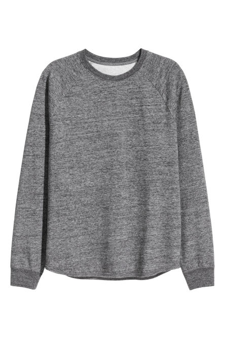 Sweat-shirt à manches raglan