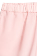 Short shorts - Light pink - Ladies | H&M CN 3
