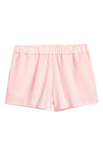 Short shorts - Light pink - Ladies | H&M CN 2