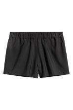 Short shorts - Black - Ladies | H&M 2
