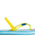Flip-flops - Mint green/Surfboard - Kids | H&M 4