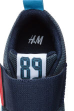 Trainers - Dark blue - Kids | H&M 3