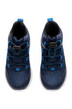 Waterproof hi-top trainers - Dark blue - Kids | H&M 2