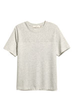 T恤 - Grey marl - Men | H&M 2