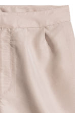 Shorts in misto modal - Beige - DONNA | H&M IT 3